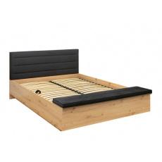OSTIA postel 160x200 cm, LOZ/160/B