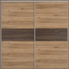Šatní skříň MEGA, v. 220 cm