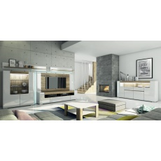 TORONTO A obývací pokoj