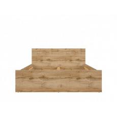 ZELE postel 140x200cm, LOZ/140