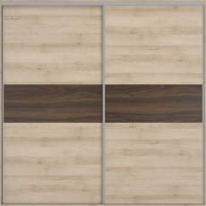 Šatní skříň MAXI, v. 240 cm