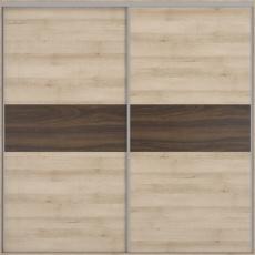 Šatní skříň MAXI, v. 220 cm