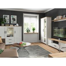 LOKSA obývací pokoj