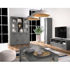 PROWANSJA grey obývací pokoj
