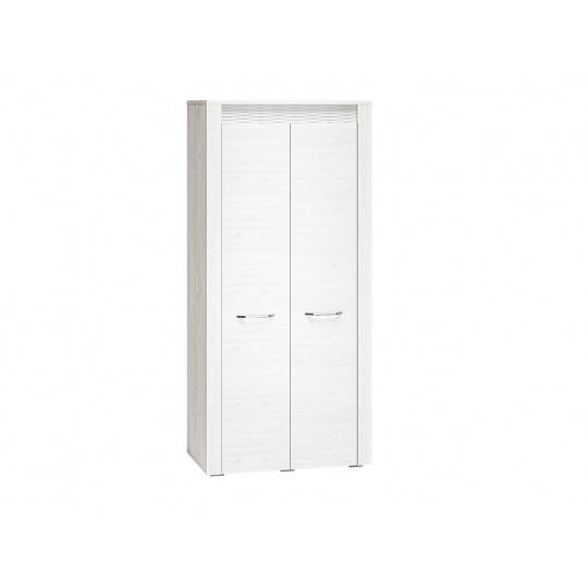 CLERMONT šatní skříň 01