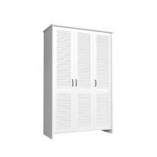 ORIENT šatní skříň S3D