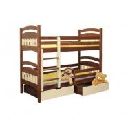 postele patrové