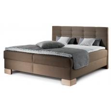 Manželská postel VIANA  BOXSPRING