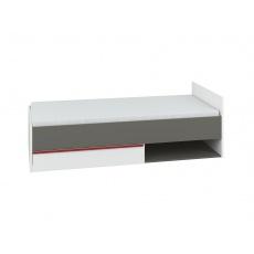 TRAFFIC postel 11, 90x200 cm