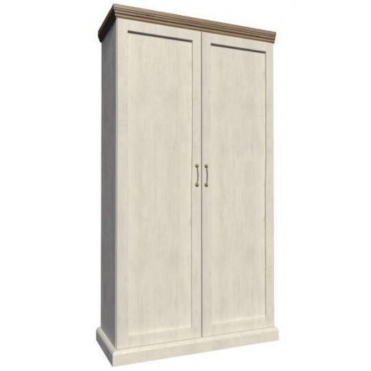 ROYAL šatní skříň S2D