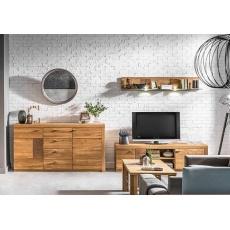 VALLY obývací stěna z masivu