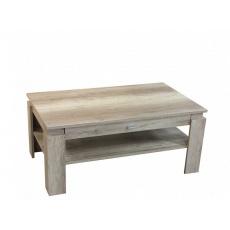 Konferenční stolek Coft, dub canyon