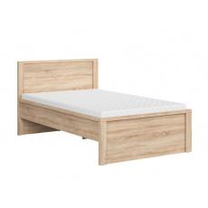 KASPIAN postel 120x200cm, LOZ/120T