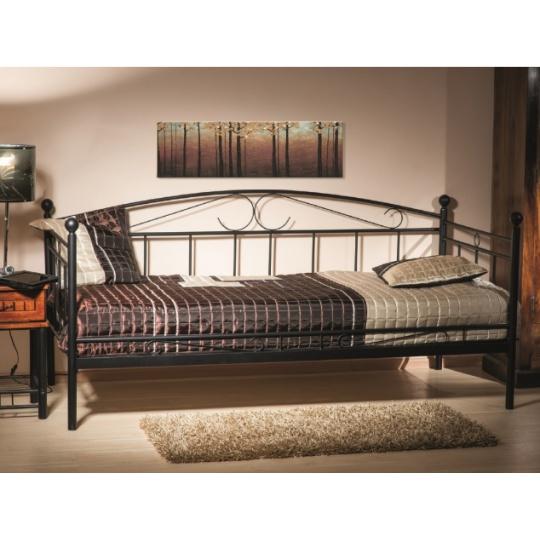 Kovová postel 90x200cm, ANKARA