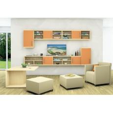 Obývací stěna systém N 3