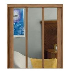 Šatní skříň 3DV UNI, v. 220 cm