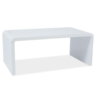 Konferenční stolek MIO, bílá lesk