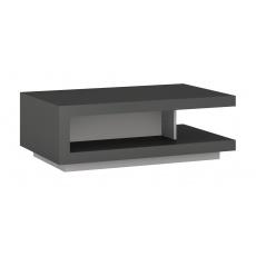LYON TMAVÝ konferenční stolek LYOT01