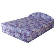 Čalouněná postel ÁJA - zvýšená
