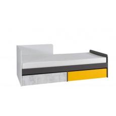 BRUNO postel 7, 90x200cm