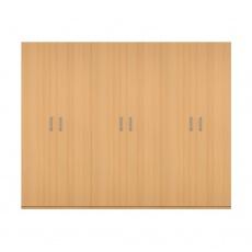 Šatní skříň VARIANT, šíře 240 cm