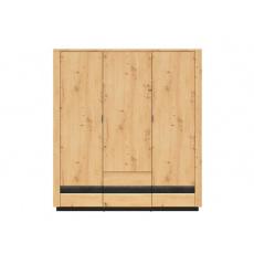 OSTIA šatní skříň SZF3D2S