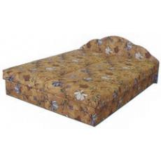 Čalouněná postel JITKA  - zvýšená