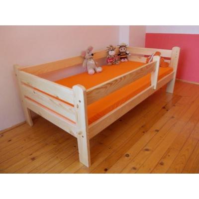 Dětská postel KUBA 1, 80x160cm