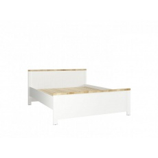 DREVISO postel LOZ/160, 160x200cm