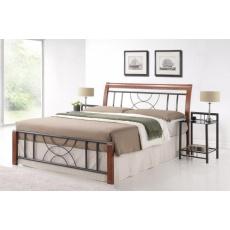 Kovová postel BENO 160x200cm