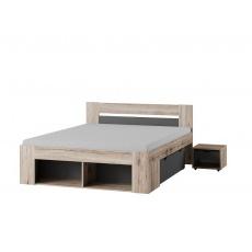 ROTAR postel 09, 160x200cm