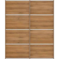 Šatní skříň DUO, v. 240 cm