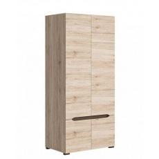 ELPASSO šatní skříň SZF4D