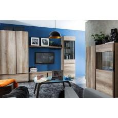 Obývací stěna ANTICCA 2