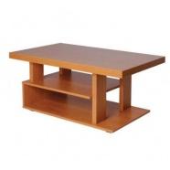 s dřevěnou deskou