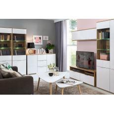 ZELE obývací pokoj