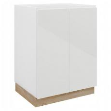 ASPEN spodní skříňka dřezová D80Z