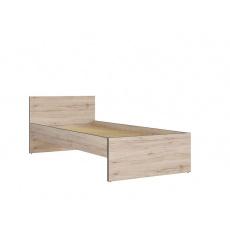 RONSE postel 90x200cm, LOZ/90