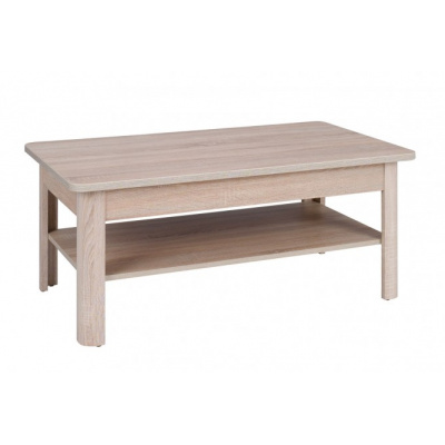 SILVER konferenční stolek 11
