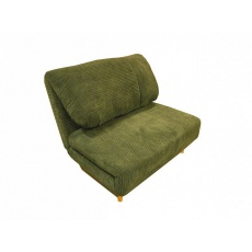 Rozkládací pohovka ANTONIO 1, zelená