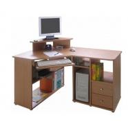 Rohové PC stoly