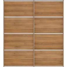 Šatní skříň DUO, v. 220 cm