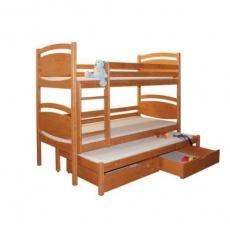 Patrová postel DAVÍDEK 90x200cm