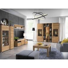 ZANDER obývací pokoj z masivu
